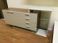 Sheraton High Gloss Polyurethane Buffet Sideboards
