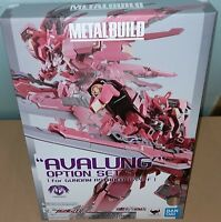 Bandai Metal Build Avalung Option Set OP for Gundam Avalanche Astraea Type-F