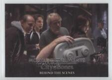 2013 Leaf The Mortal Instruments: City of Bones Behind the Scenes BHS-7 Card 0a1