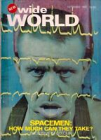 THE WIDE WORLD-the magazine for men-SEPT 1965-SURVIVING IN SPACE.