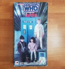 Doctor Who TARDIS Playhouse Tent by Dekker Toys. 1982. Complete.