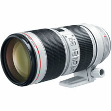 Canon EF 70-200mm f/2.8L IS III USM Lens for Canon DSLR Cameras 3044C002