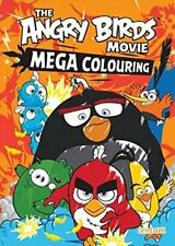Angry Birds Movie: Mega Colouring Book By Centum Books