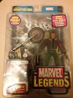 Marvel Legends Logan with Motorcycle