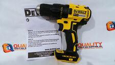 """New DeWalt DCD777 20V MAX Li-Ion Brushless 1/2"""" Drill/Driver - Bare Tool"""