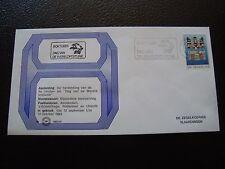 PAYS-BAS - enveloppe 12/10/1983 (B10) netherlands