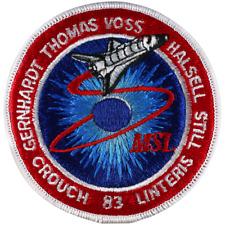 NASA STS 123 dello Space Shuttle Endeavour Patch missione Felpa donna