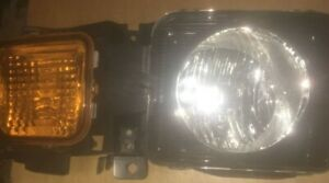 2006-2010 HUMMER H3 DRIVER LEFT SIDE HEAD LIGHT
