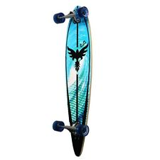 Yocaher Complete Tsunami Pintail Longboard