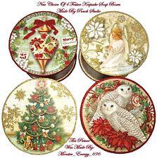 💙 Punch Studio Keepsake/Jewellery/Trinket Collectable Decorative Soap Gift Box