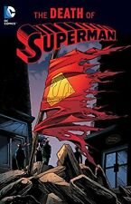 The Death of Superman New Edition New Paperback Book Dan Jurgens
