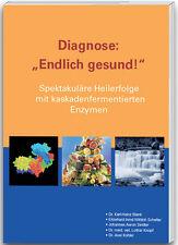 """Rechtsregulat-Buch - Diagnose: """"Endlich gesund!"""", Rechts-Regulat, Enzyme, neu"""