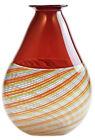 Murano Glass Vase Incalmo With Filigree 71