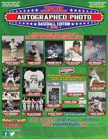 2021 TriStar Hidden Treasures Autographed Photo Baseball Hobby Pack