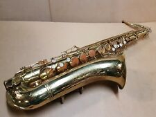 1952 BUESCHER ARISTOCRAT III - 156 tenore SAX/SAXOPHONE-Made in USA