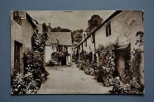 R&L Postcard: Minehead Market House Lane, Frith