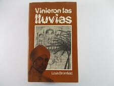 VINIERON LAS LLUVIAS - LOUIS BROMFIELD 1983