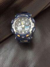 Sport Teen Plastic Case Round Wristwatches