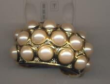 Kenneth Lane Ivory Bubble Stunning Bracelet