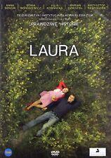LAURA Prawdziwe historie (DVD) Dunszewski  (Shipping Wordwide) Polish film
