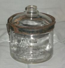 Vintage Perfection Stove Company Kerosene Dispensing jar
