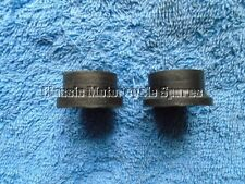 VELOCETTE PAIR OF FRONT FUEL TANK MOUNTING RUBBERS, FK151/4. QUALITY RUBBERS