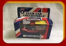 Matchbox AFL Club Car 1995 Ford Model A Adelaide Crows