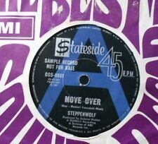STEPPENWOLF AASide Move Over ~  PROMO 45 RARE  AUSTRALIAN ~ STATESIDE 7 John Kay
