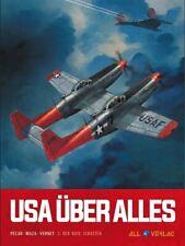 USA ÜBER ALLES #3 VZA LUXUS-HC lim.111 Ex. + signed Artprint  MAZA  Wunderwaffen