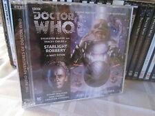 Doctor Who BIG FINISH audio cd 176.STARLIGHT ROBBERY-SYLVESTER McCOY. SONTARANS