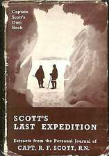 Scott's last expedition, Scott, Robert Falcon, Good Condition Book, ISBN