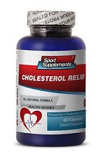 Cholesterol Reducing. Dietary Supplement Complex w/ Policosanol (1 Bottle)