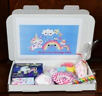 Personalised Unicorn Gift Hamper for Kids Girls Christmas Gift / Birthday Gift