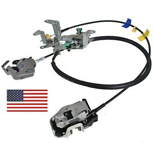 99 - 07 FORD PASSENGER DOOR LATCH LOCK CABLE F250 350 450 550 6C3Z-28264A00-A