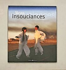 """Rare Signed & Inscribed By REZA DEGHATI Oversize Photography Book """"Insouciances"""""""