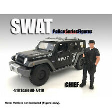 "American Diorama: Swat Team ""Chief"" 1/18 Scale"