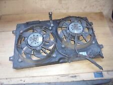 VW VOLKSWAGEN SHARAN 2001 1.8 20V TURBO RADIATOR FANS WITH COWLING 0130303878