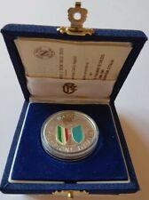 tessera Moneta Commemorativa Napoli Calcio Campione D'Italia 1986-87 Maradona