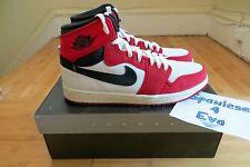 2010 Nike Air Jordan I Retro 1 KO AJKO Hi OG CHICAGO BULLS WHITE BLACK RED 9.5