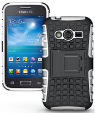 NEW GRENADE GRIP RUGGED TPU SKIN HARD CASE COVER STAND FOR SAMSUNG CELL PHONES