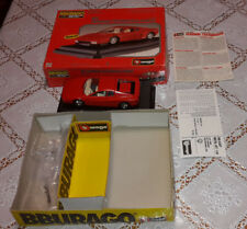Vintage KIT Ferrari Testarossa BURAGO COD 5504 OTTIMA E COMPLETA COME DA FOTO