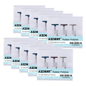 20Packs Dental Composite Ceramic Zircon Polishing Polisher Wheel RA Rotary Latch