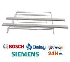 Soporte carril Telescopico izquierdo horno Balay Bosch Siemens 00680181 680181
