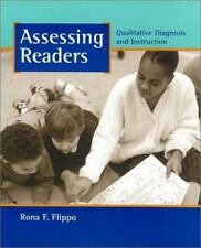 Assessing Readers : Qualitative Diagnosis and Instruction by Rona F. Flippo (20…