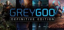 Grey Goo Definitive Edition PC Steam Code Key NEW Download Game Fast Region Free