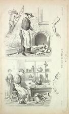 Moveable - Ausschneidebogen - 1877 - ähnlich Meggendorfer - Maurer