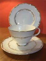 Royal Doulton Richelieu H.4957 Trio Cup Saucer and Side Plate