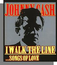 Johnny Cash -- I Walk the Line - New 18 Song CD! With Original Sun Recordings!
