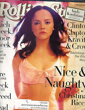 CHRISTINA RICCI Rolling Stone Magazine 12/9/99 DR DRE BECK CREED ANDY KAUFMAN