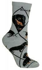 Wheel House Designs Dog Breed Socks (Shoe size 9-12) - Choose your Breed